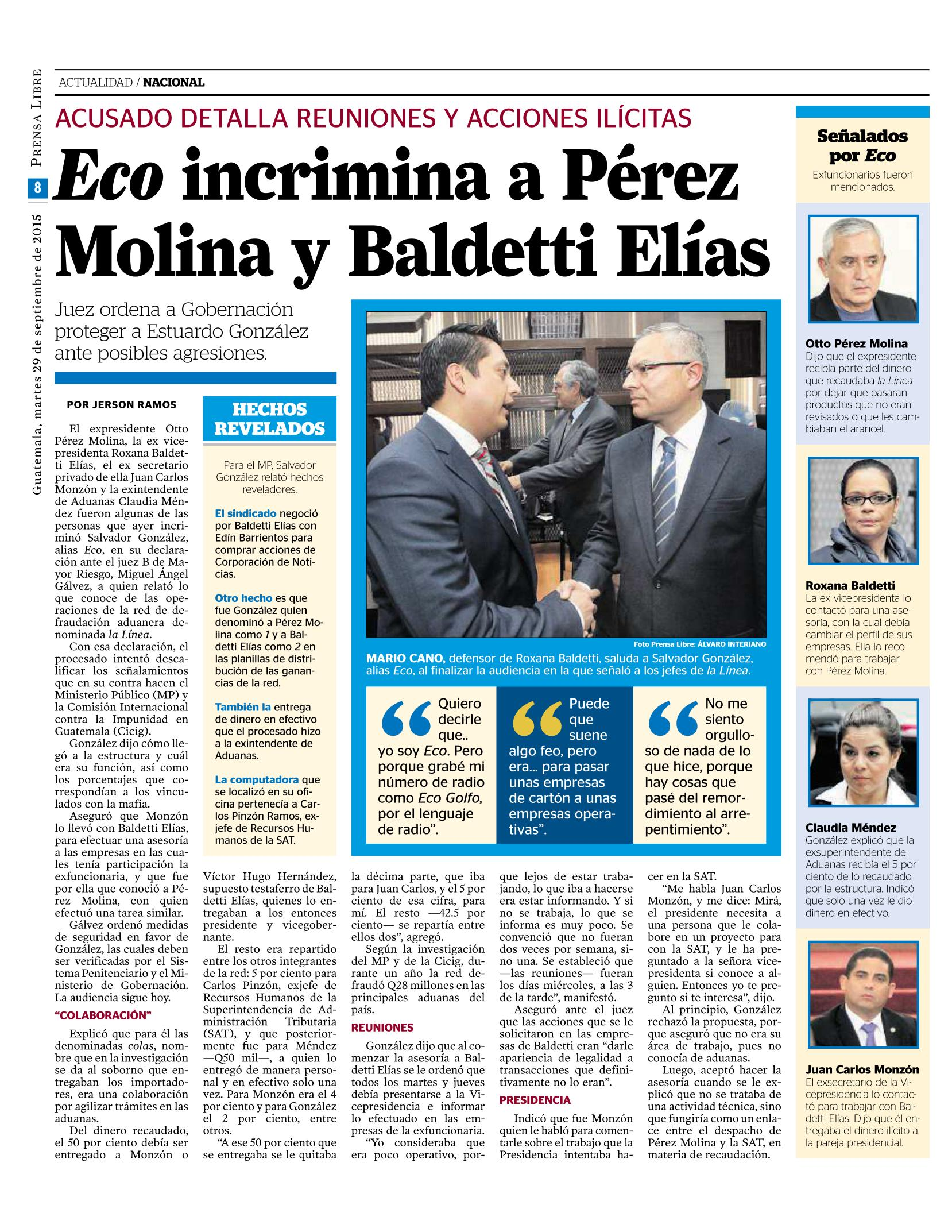 Cicig comisi n internacional contra la impunidad en for Noticias del gobierno