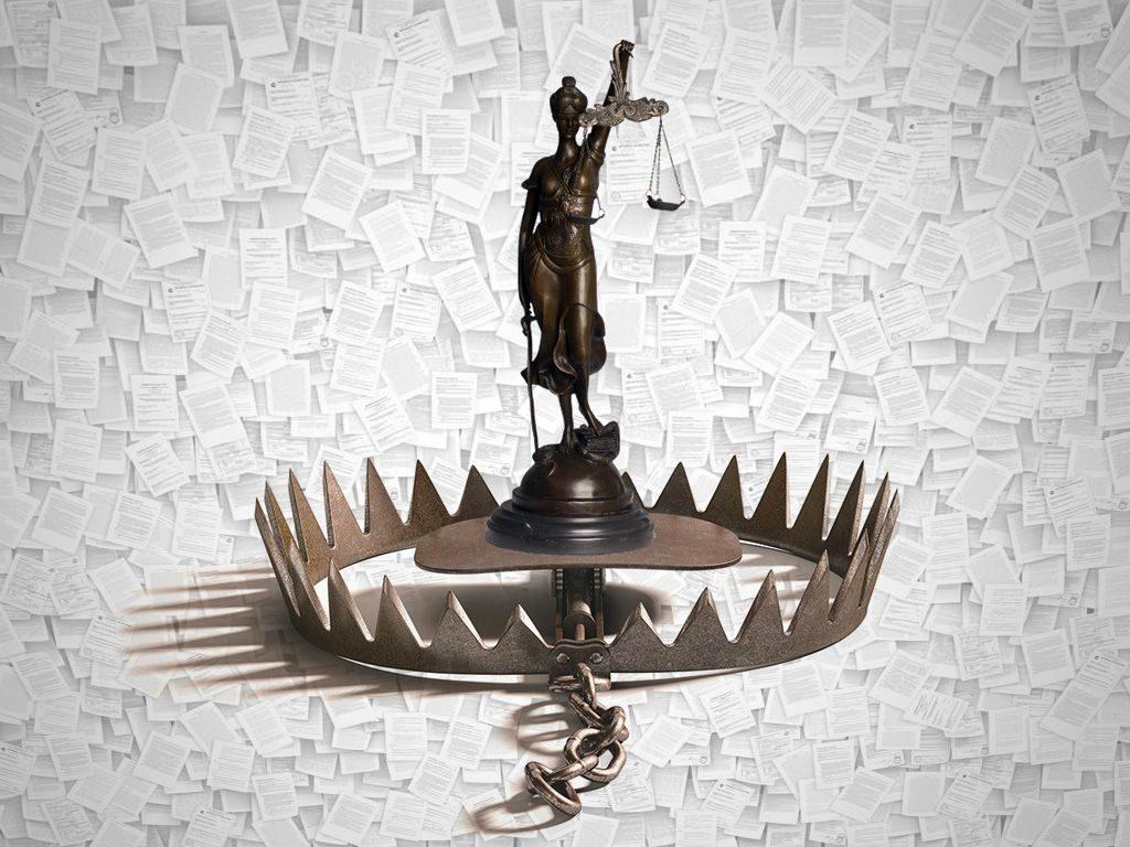 El litigio malicioso, un obstáculo para la justicia