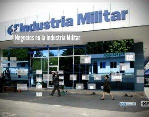 Caso negocios en la Industria Militar