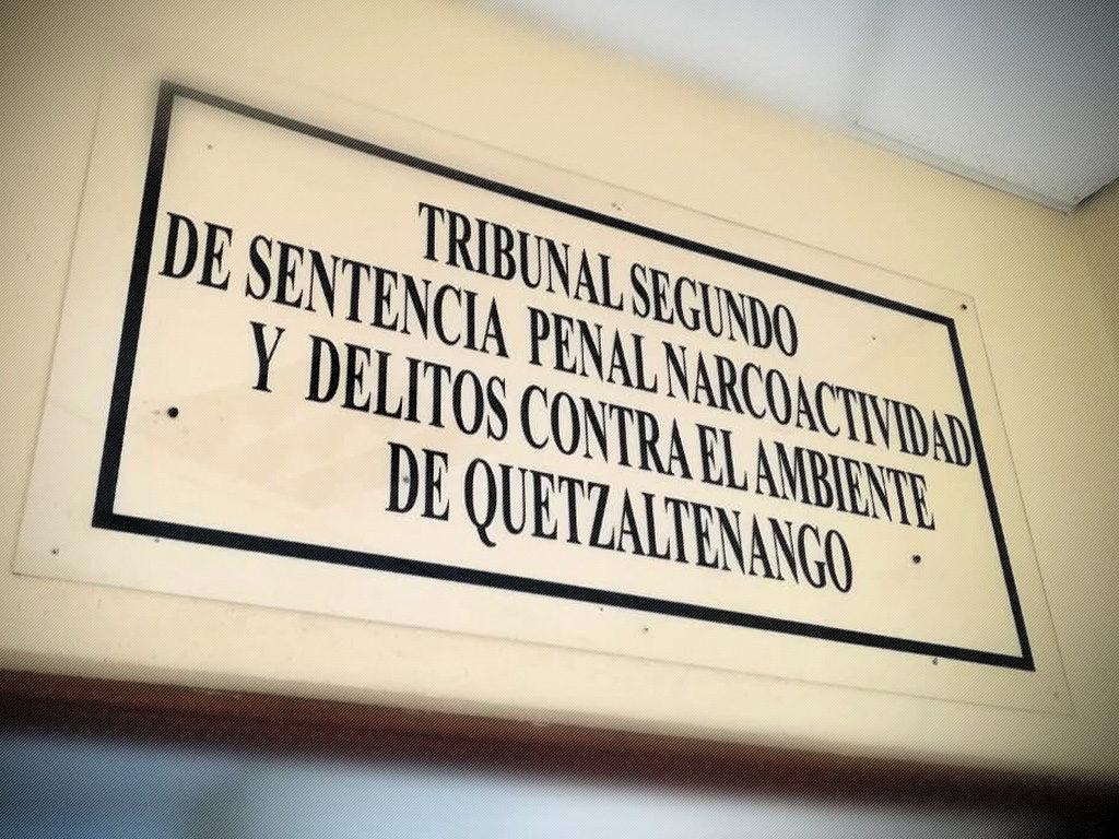 Condena por extorsión en Quetzaltenango