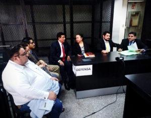 Condena Magistrado Erick Santiago de León
