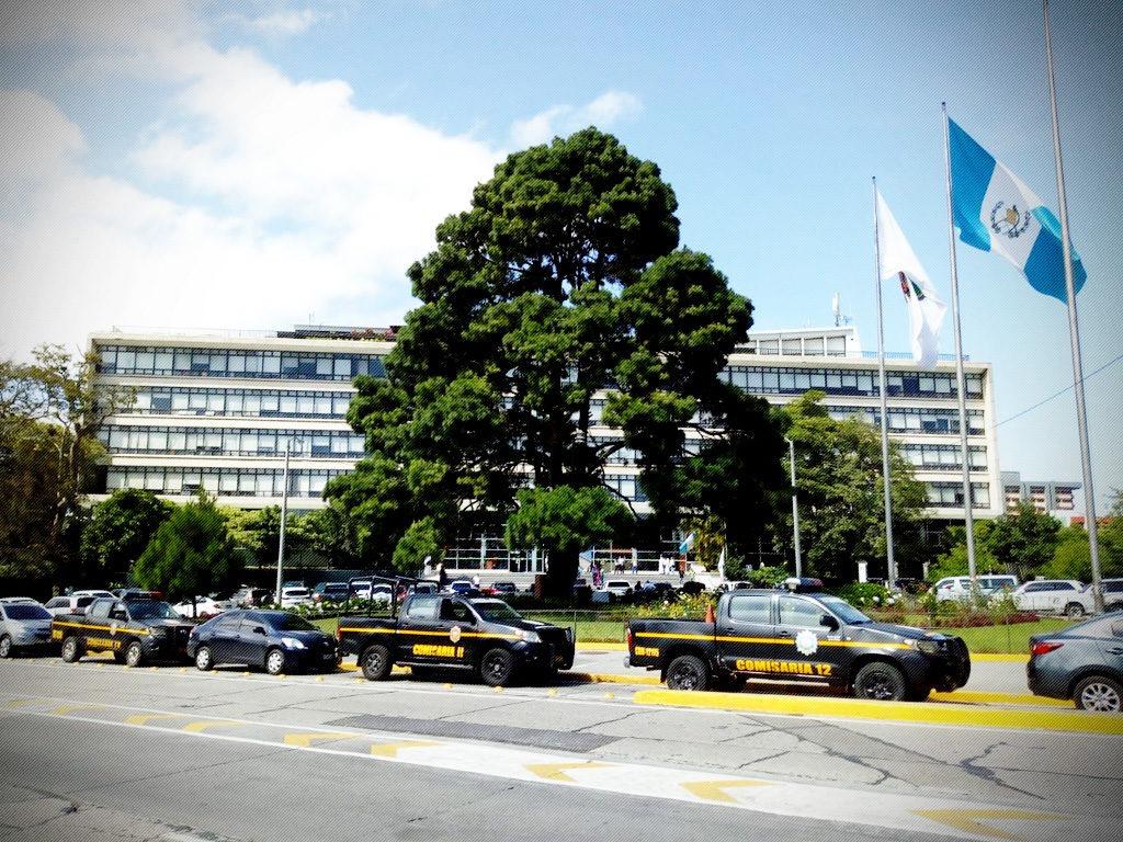 Operativos conjuntos entre el Ministerio Público y CICIG