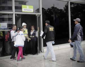 Finaliza allanamiento a la Municipalidad de Guatemala