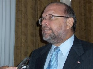 Francisco Dall`Anese, Fiscal General de Costa Rica