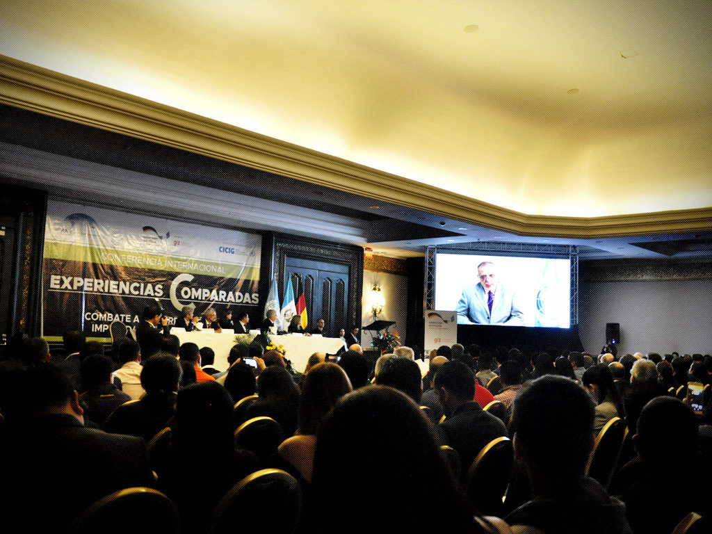 "International Conference on ""Comparative Experiences of the Fight against Corruption and Impunity"""