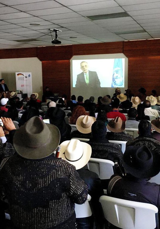 Citizens' Dialogues in Sololá:  Law-Abiding Culture and Justice in Guatemala