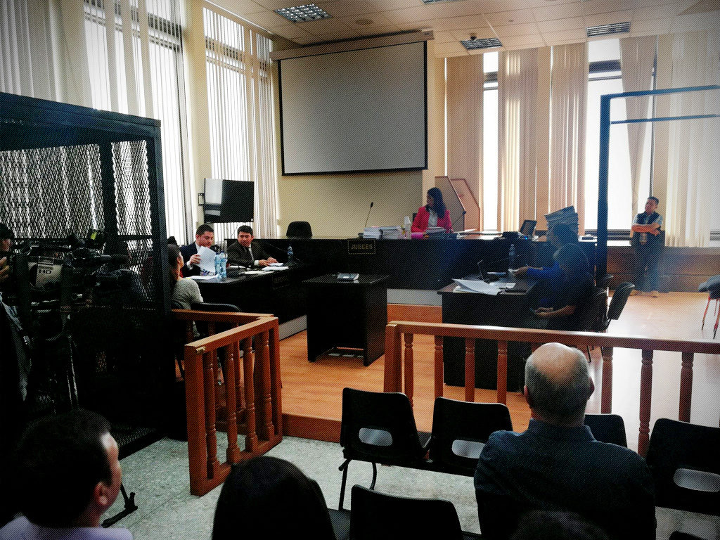 Roberto López Villatoro and other two defendants go to trial for the 'Parallel Commissions' case