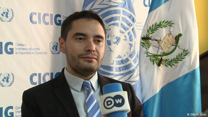 CICIG has resumed its operations in Guatemala