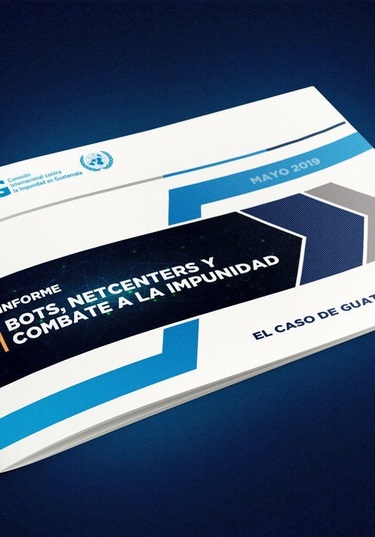 "Report: ""Bots, netcenters and the fight against impunity. The Guatemalan case"""